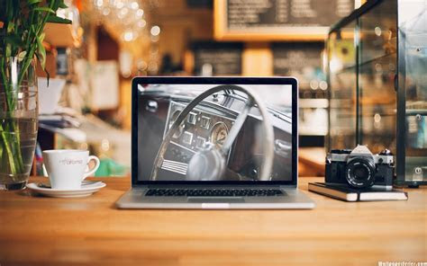 HD Coffee Shop Laptop Wallpaper   Download Free   139038