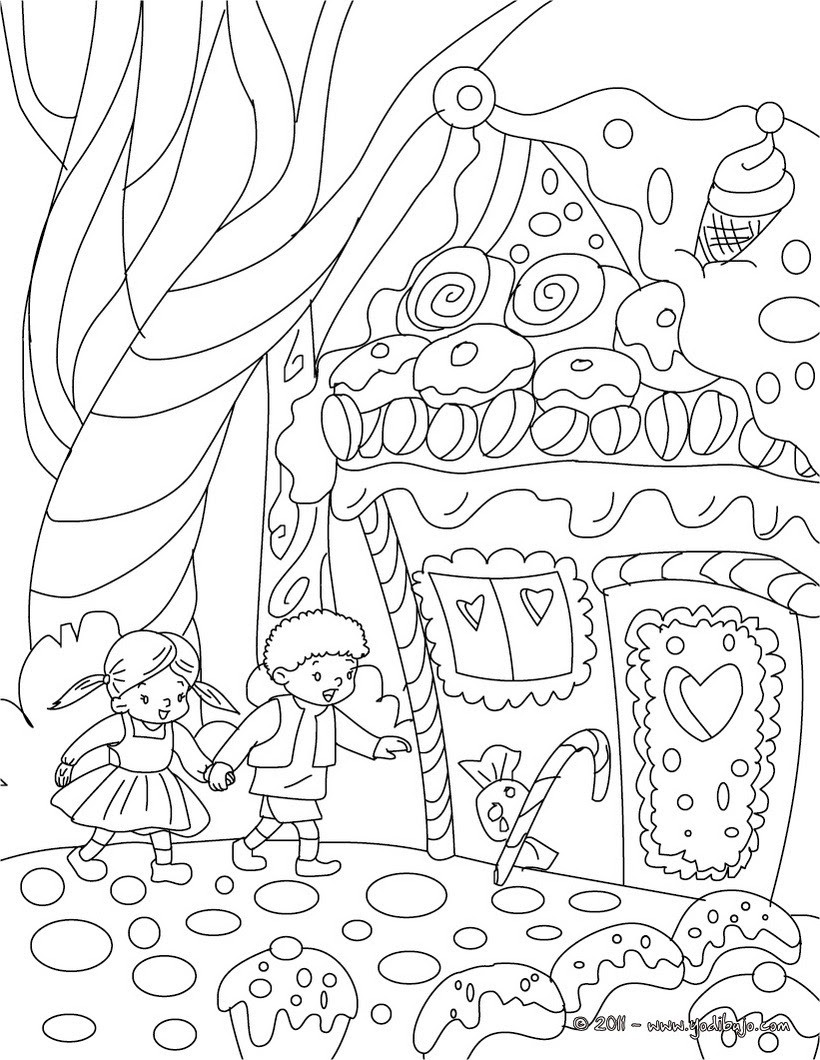 Dibujos Para Colorear Blancanieves Y Los 7 Enanos Eshellokidscom