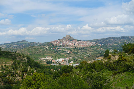 Visiting Morella, one of the prettiest villages in Spain - Contented Traveller
