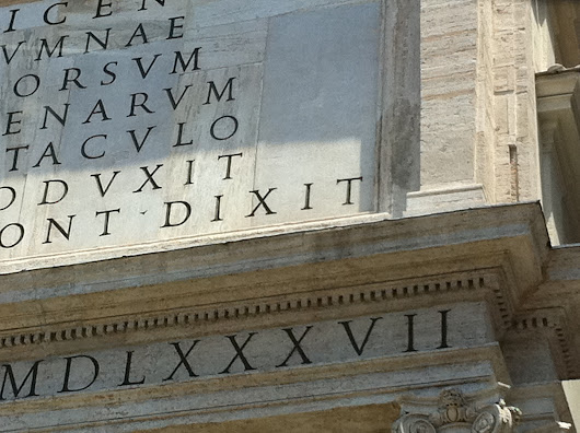 #AtoZChallenge X for X - that's ten in Roman Numerals - TravelGenee
