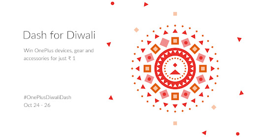 Dash for Diwali!