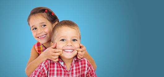 Gray Spots on Your Child's Teeth?
