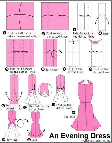 Best 25  Origami dress ideas on Pinterest   Bridal shower