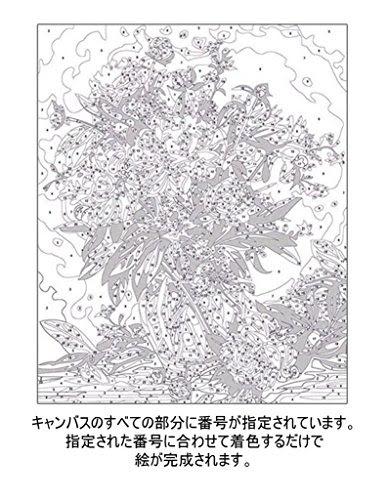 新着diy数字油絵塗り絵キットコレクション 40x50cm Naruto ナルト