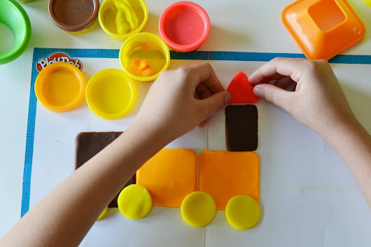 Make Learning Fun with Play-Doh - Free Printable Play-Doh Mats