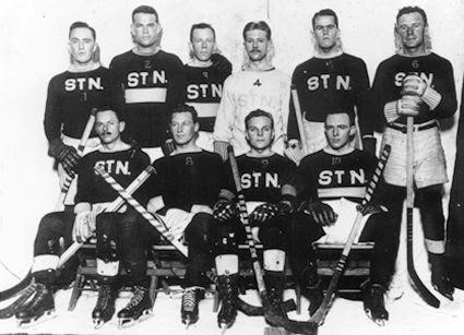 St Nicholas hockey club, St Nicholas hockey club