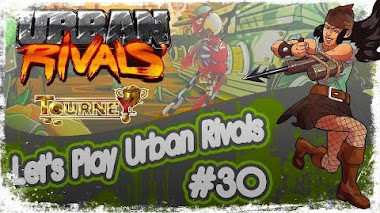 Let's Play Urban Rivals [30] angeldelecchi Vs Itzzwan