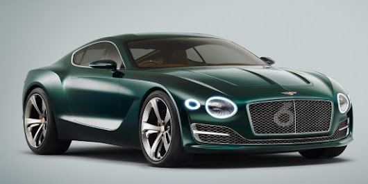 Bentley EXP 10 Speed Six Concept Car Design Critique, One Scribe's Humble Opinion - MyCarQuest.com
