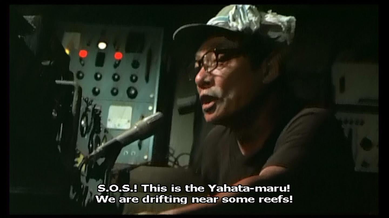 Dammit, we drifted into a kaiju film!