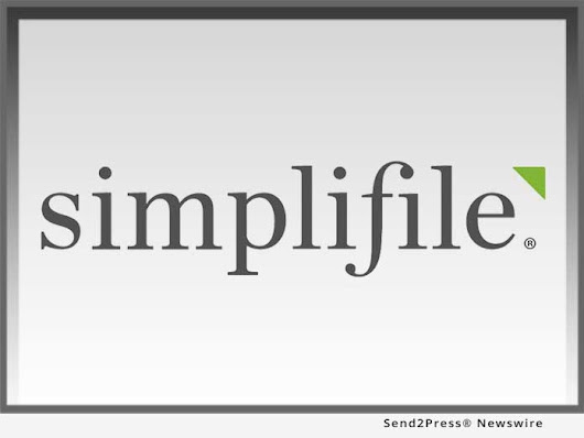 Simplifile's E-recording Platform Utilized by Recording Districts Representing More Than 80-percent of the U.S. Population | Send2Press Newswire