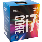 Intel Core i7-7700 3.6 GHz Quad-Core Processor - 8 MB - LGA1151 Socket - Retail