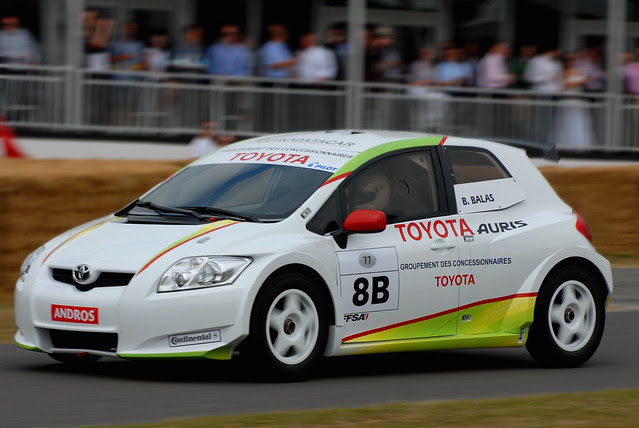 Andros Trophy Toyota Auris, Goodwood Festival Of Speed
