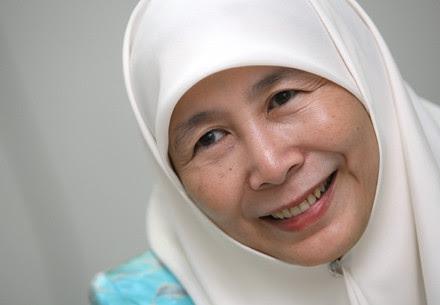 AZIZAH Wan Azizah STAR: ผู้หญิงกับการเมือง (1)