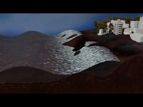 Tsunami no Brasil? Entenda como vulcão gerou alerta na costa da Bahia.
