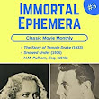 Classic Movie Monthly #5: The Story of Temple Drake, Snowed Under, H.M. Pulham, Esq. (Immortal Ephemera) - Kindle edition by Cliff Aliperti. Humor & Entertainment Kindle eBooks @ Amazon.com.