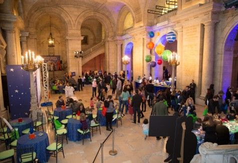 NYPL Family Benefit 2016 Fundraiser