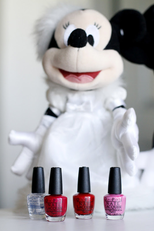 Beauty Stash: OPI Vintage Minnie Minis