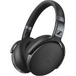 Sennheiser - HD 4.40 Wireless Over-the-Ear Headphones - Black