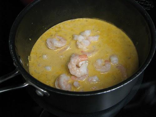 shrimp in