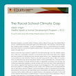 The Racial School-Climate Gap — WestEd