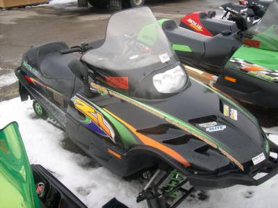 1999 Arctic Cat ZL 600 EFI For Sale : Used Snowmobile Classifieds
