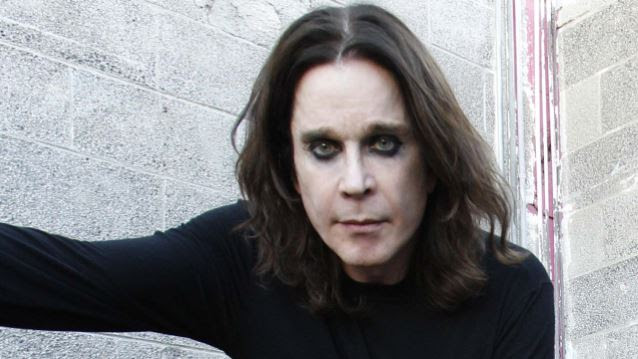 OZZY OSBOURNE's Next Solo Album Will Include Writing Collaborations With STEVE STEVENS