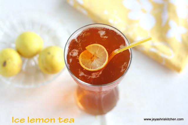 Ice lemon tea1