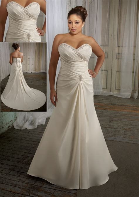 Trend Fashion Dresses: Mori Lee Plus size Julietta
