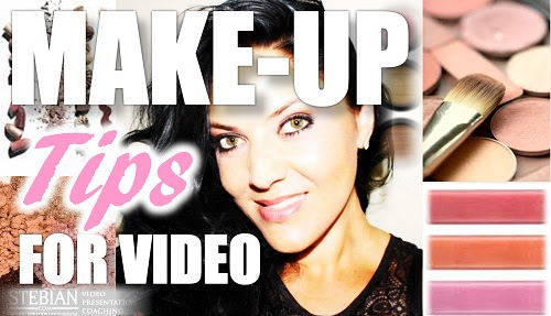 Let's Make Up! How to Look Good in Your Videos