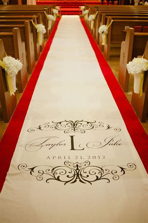 Best 25  Wedding aisle runners ideas on Pinterest   Aisle