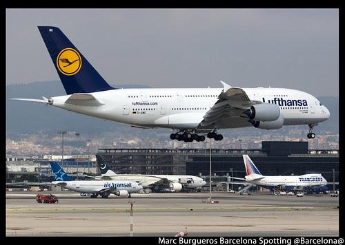 LUFTHANSA A380D-AIMC