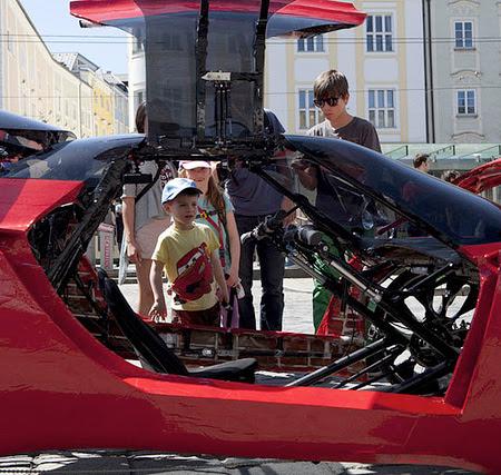 Human Powered Car