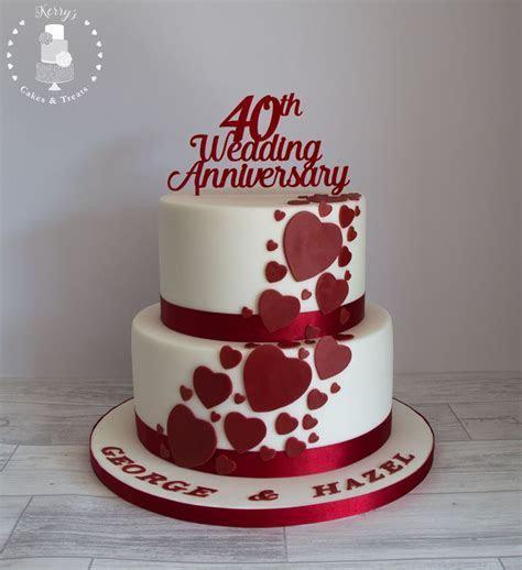Anniversary Birthday Cakes