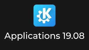 Rilasciate le KDE Applications 19.08