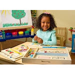 Puzzle-See & Spell Learning Toy (Ages 4+)