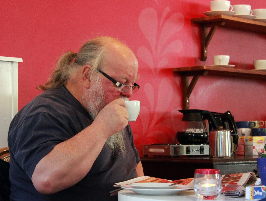 Tea & Stories