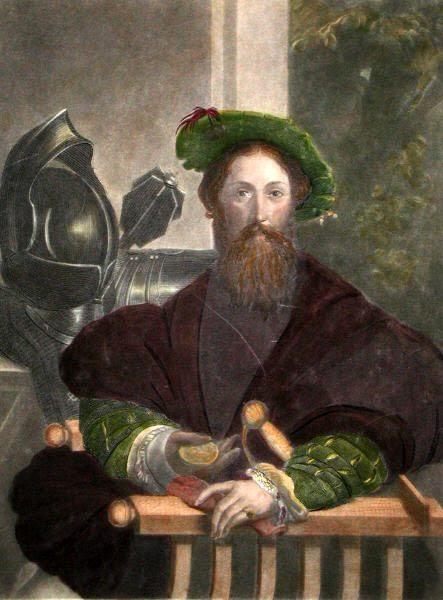 Christopher Columbus (Parmigianino)