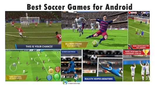 16 Best Soccer Games for Android (Offline & Online) 2018
