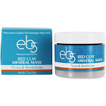 Eb5 Red Clay Facial Mineral Mask 1.7 oz.
