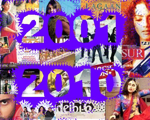 Grafic by S Deepak on best Bollywood music 2001-2010