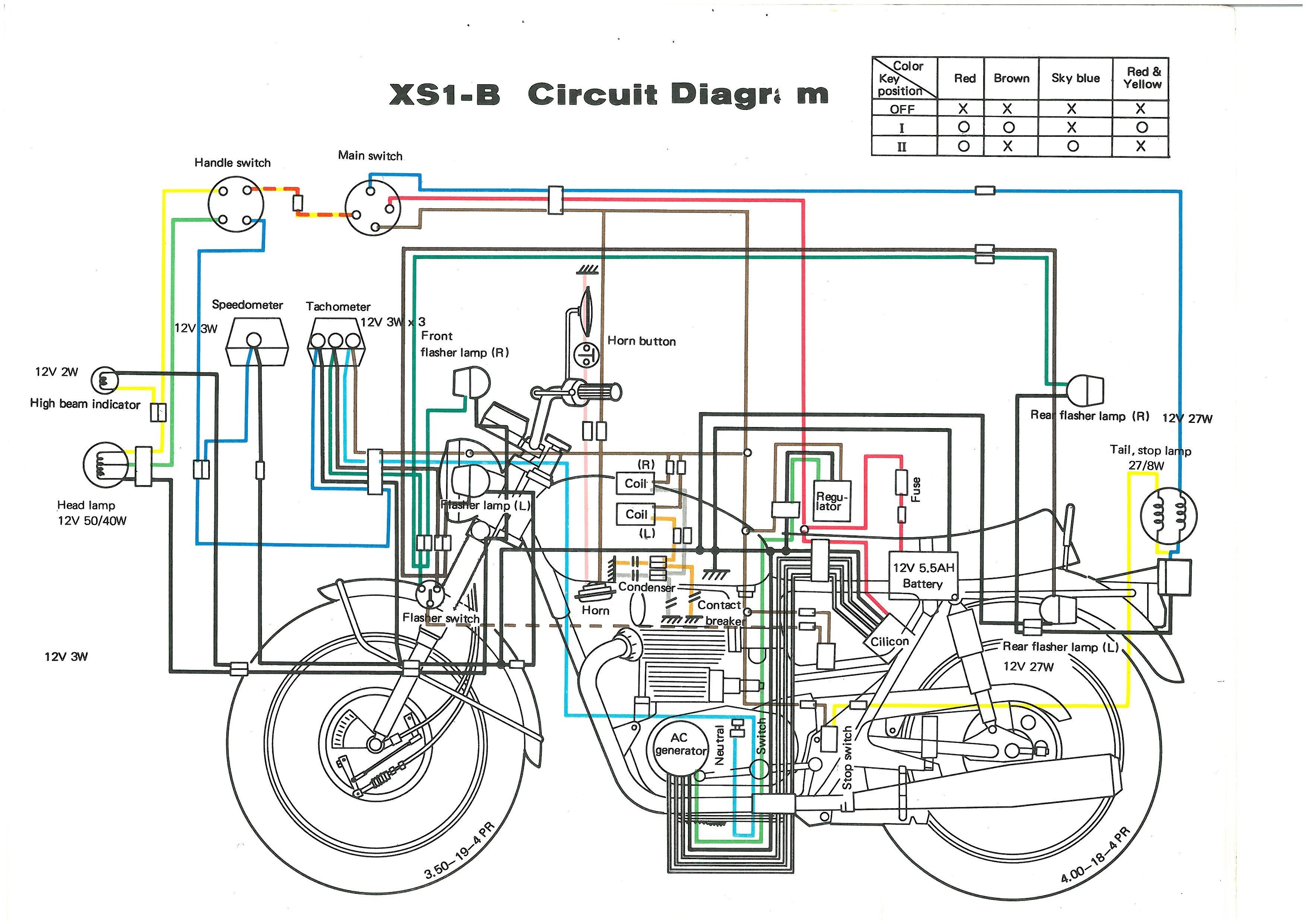 1980 yamaha xs850 wiring diagram - wiring diagram motor -  motor.frankmotors.es  frank motors