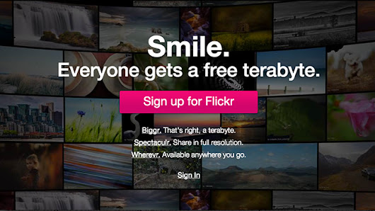Mayer Talks Tumblr Plans, Unveils New Flickr
