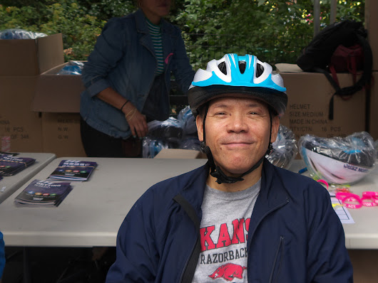 Together Visuals — Get your free Bike Helmet from New York City. ...