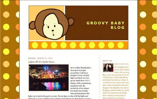 Groovy Baby Blog