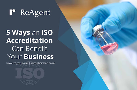 5 Ways an ISO Accreditation Can Benefit Your Business | ReAgent