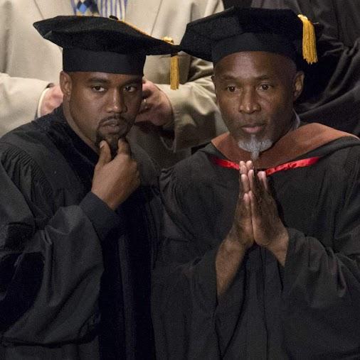 It's Dr. Kanye Now! #VICE #KANYE #DRKANYE #COLLEGEDROPOUT  #KANYE