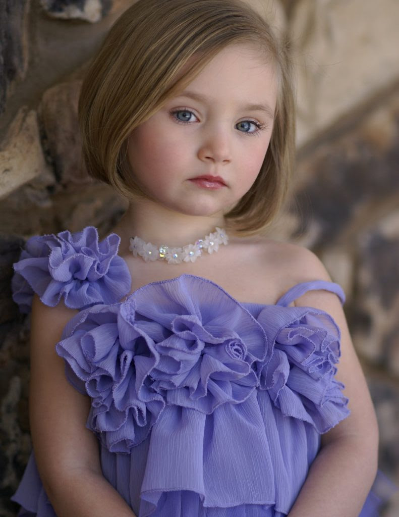5 Easy and Simply Cute Hairstyles for Little Girls with ...