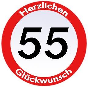 Geburtstagssprüche Zum 55 Gute Geburtstagssprüche