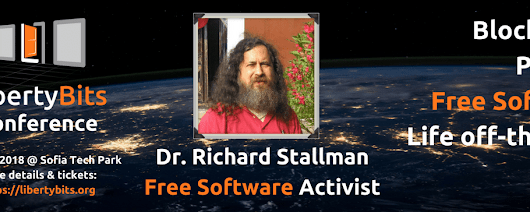 Speaker's Showcase: 6 Q&A with Richard Stallman