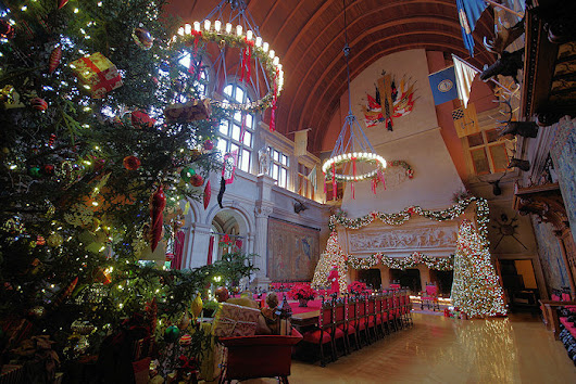Christmas at Biltmore House 2015